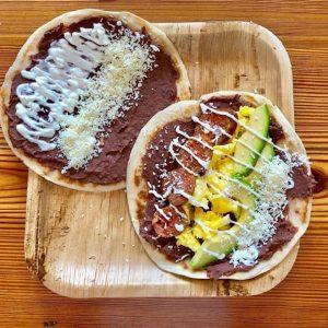 Principal plato típico hondureño