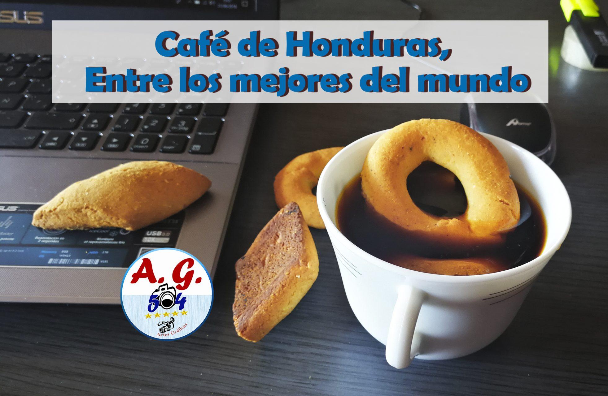 Café con rosquilla delicia hondureña