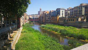 La ciudad de Girona, La segunda casa de los Hondureños,