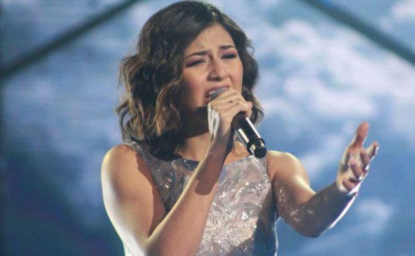 Katheryn Banegas concursante de La Academia de Tv Azteca