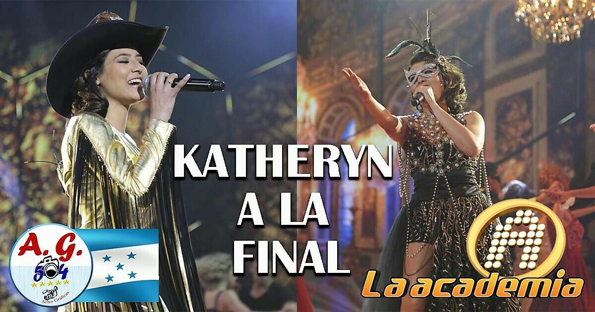 Katheryn Banegas Finalista de La Academia 11