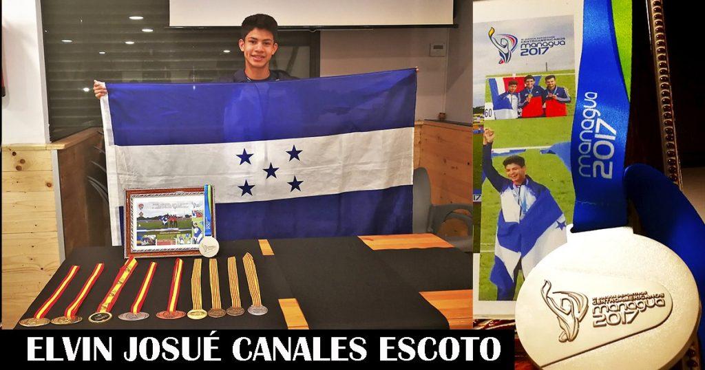Elvin Josué Canales Escoto