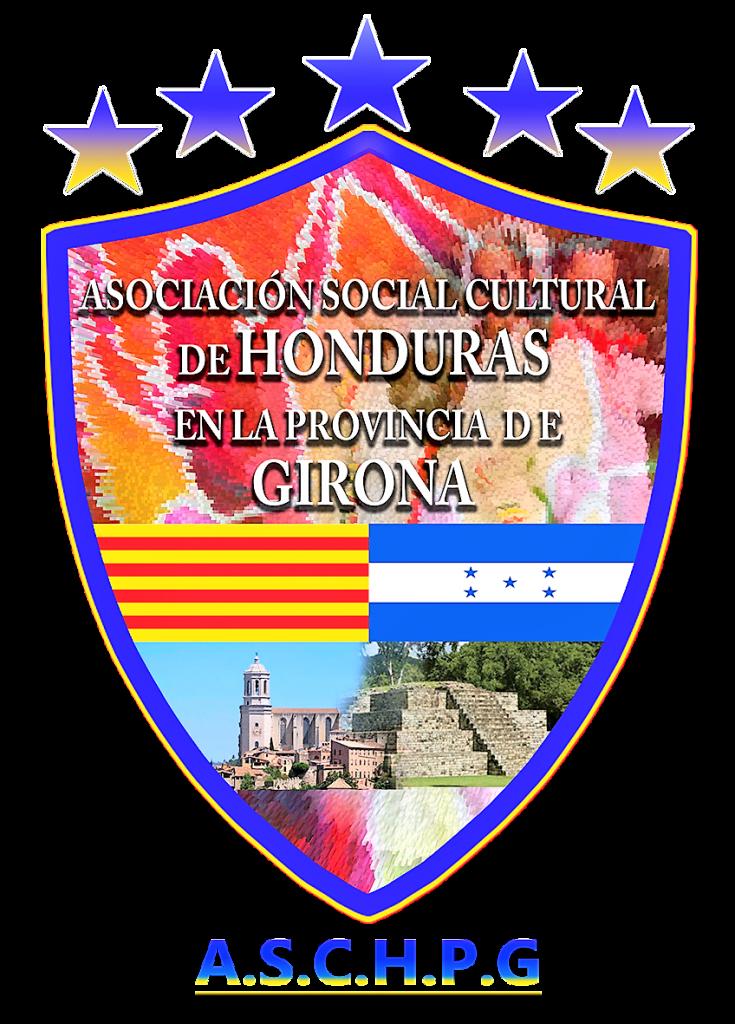 Logo de La Asociación Social de Hondureños en la Provincia de Girona