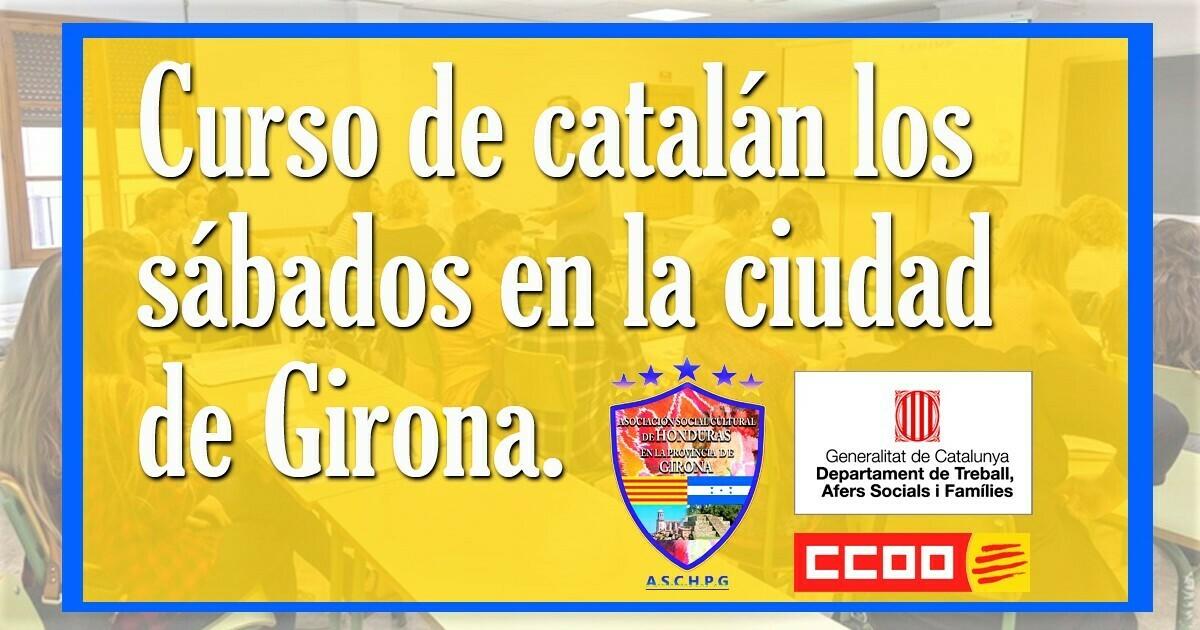 Cursos de catalán fines de semana en Girona   ASCHPG