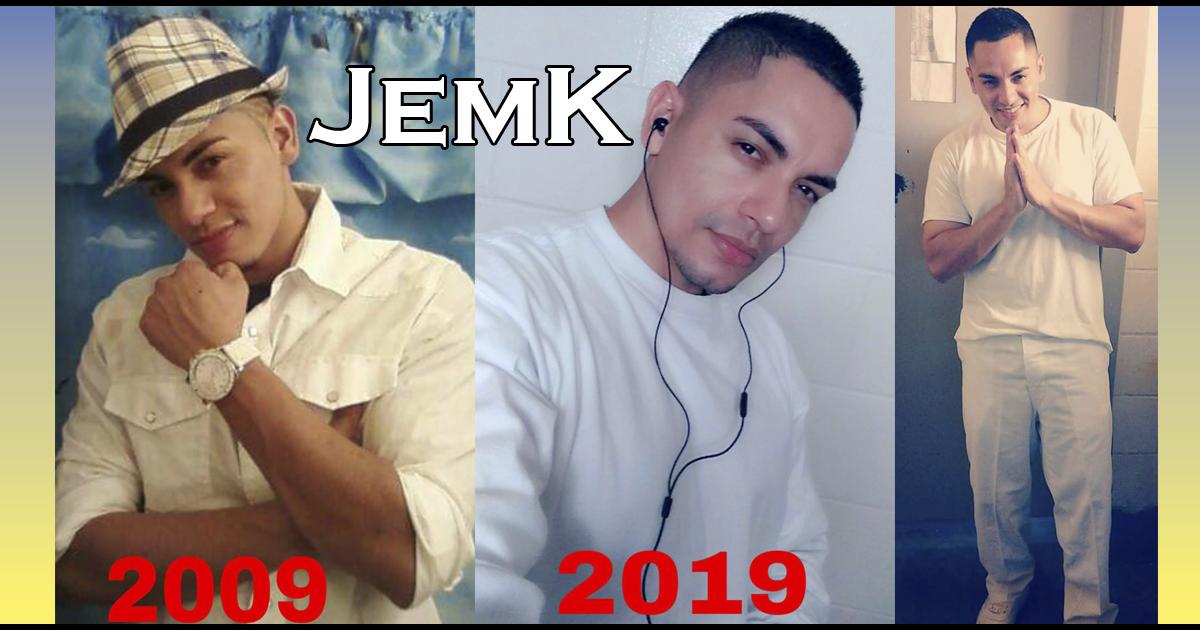 """JemK """"Un preso en la vida real""""   Hondureño que es todo una celebridad desde prisión"""