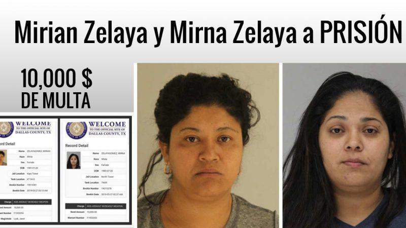 Mirian Zelaya (Lady Frijoles) en la cárcel | Se acabó en Sueño Americano